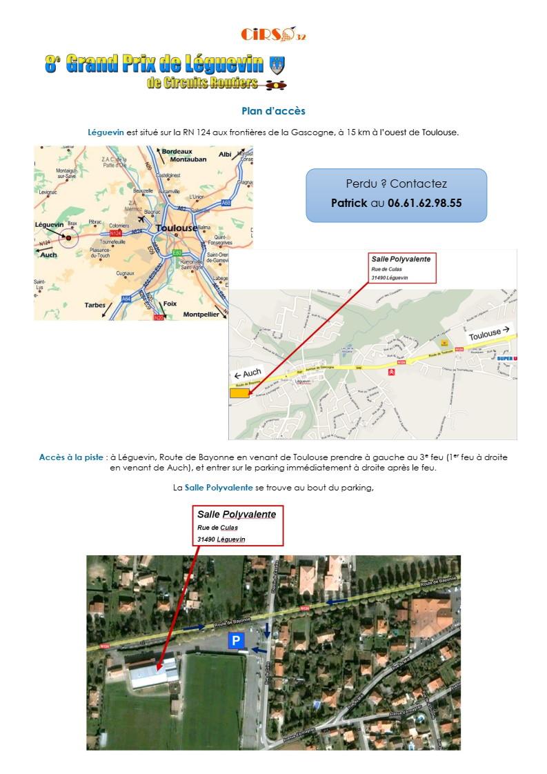 GPL 2020 (Grand Prix de Leguevin) Le programme complet P07