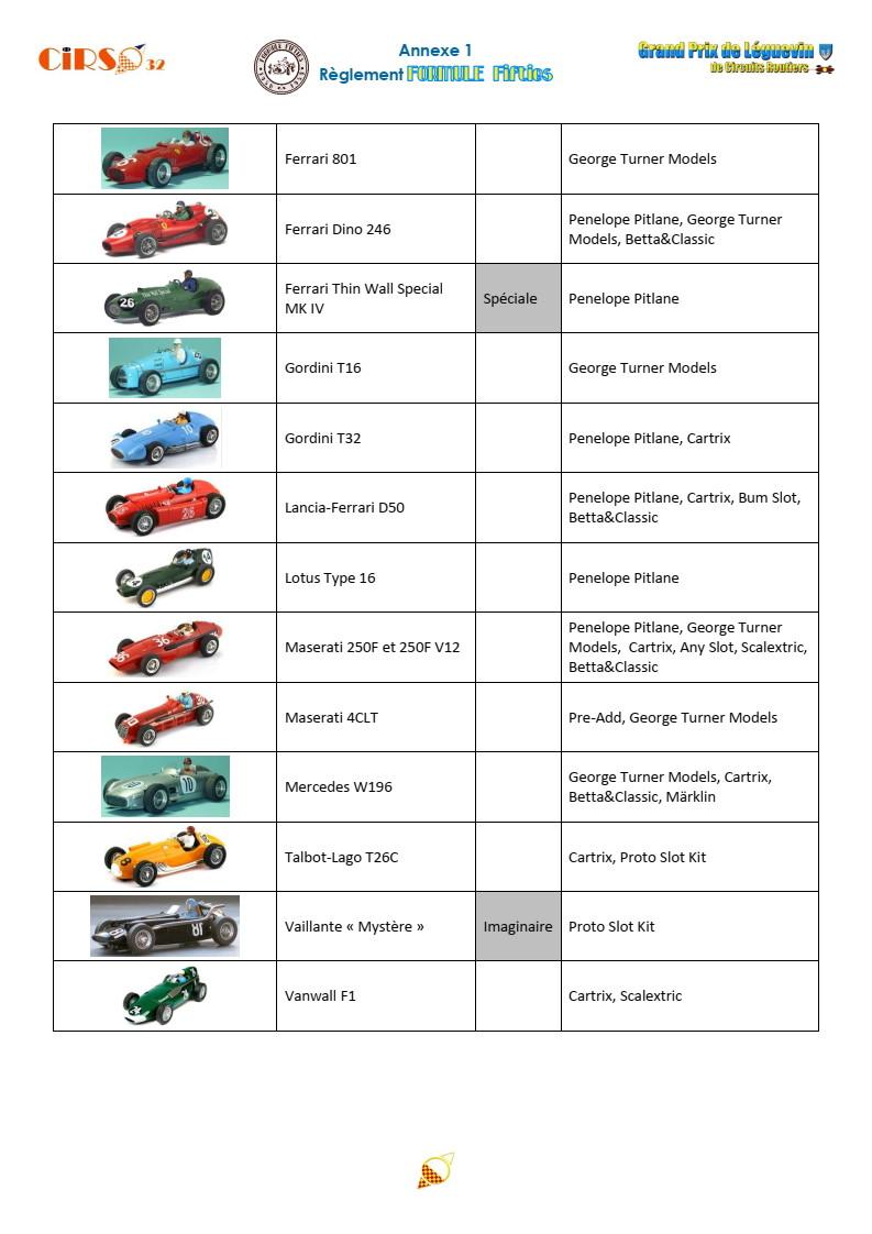 GPL 2020 (Grand Prix de Leguevin) Le programme complet P16